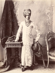[Portrait of Sardar Singh], Maharaja of Jhodpore